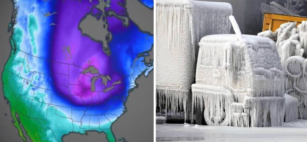 Fleets Prepare for 'Coldest Weather in a Generation'