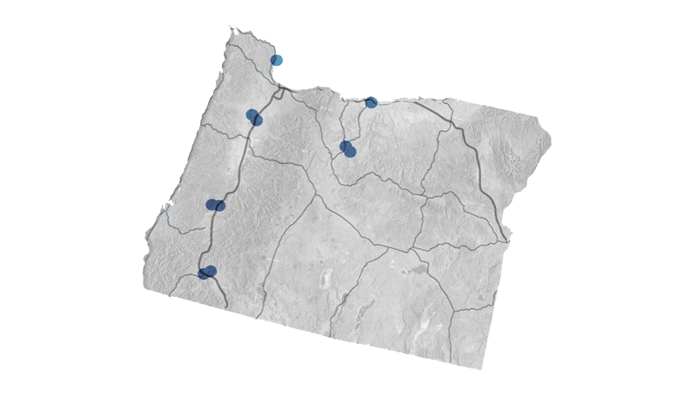 Drivewyze Now Offers Weigh Station Bypass Service in Oregon