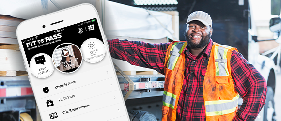 Espyr Launches New Mobile App Focusing on Trucker Health