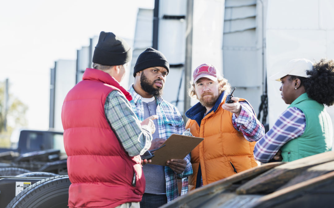 Trucking News: Retention, Chip Shortage, Case Study, and Covid Waivers
